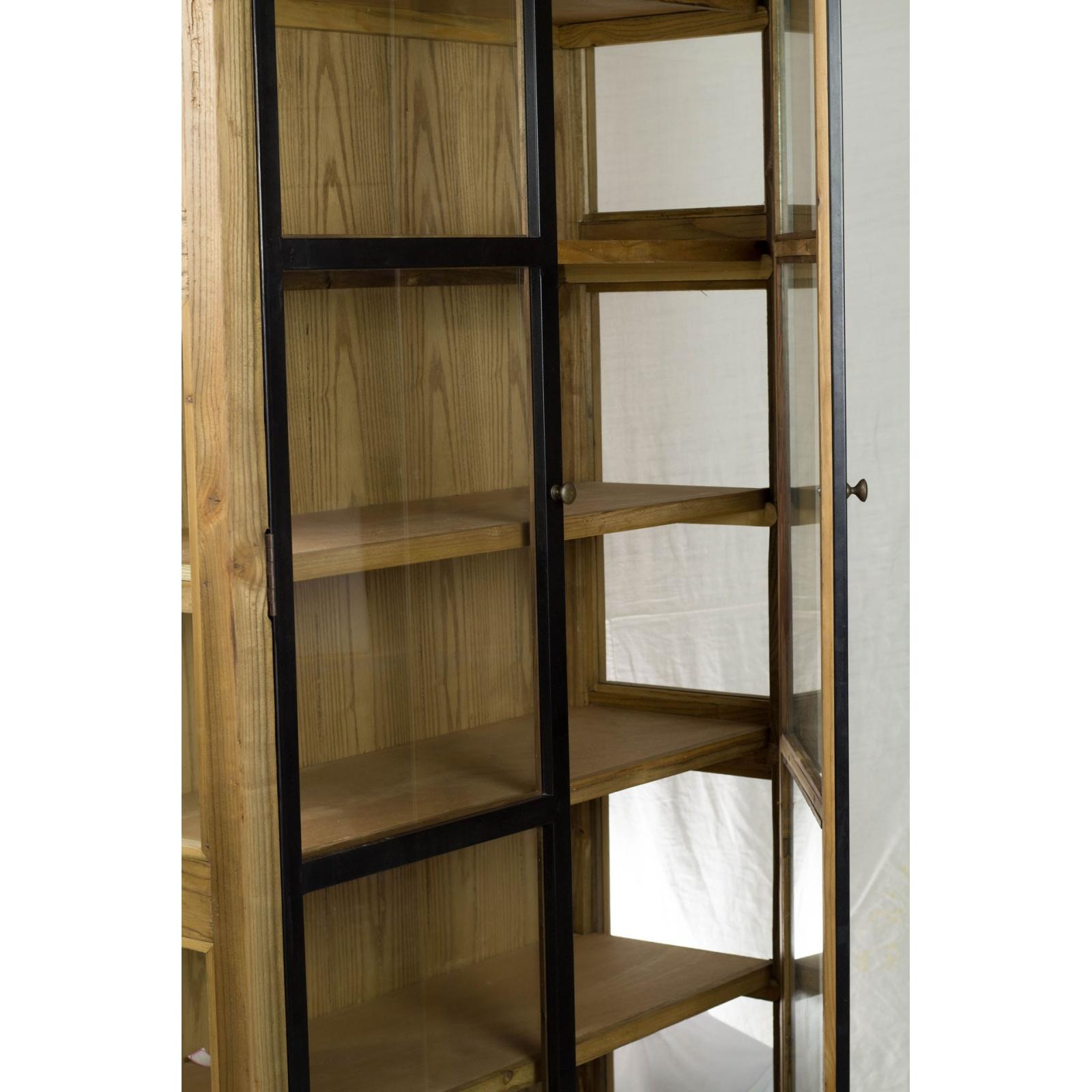 armoire 2 portes industrielle. Black Bedroom Furniture Sets. Home Design Ideas