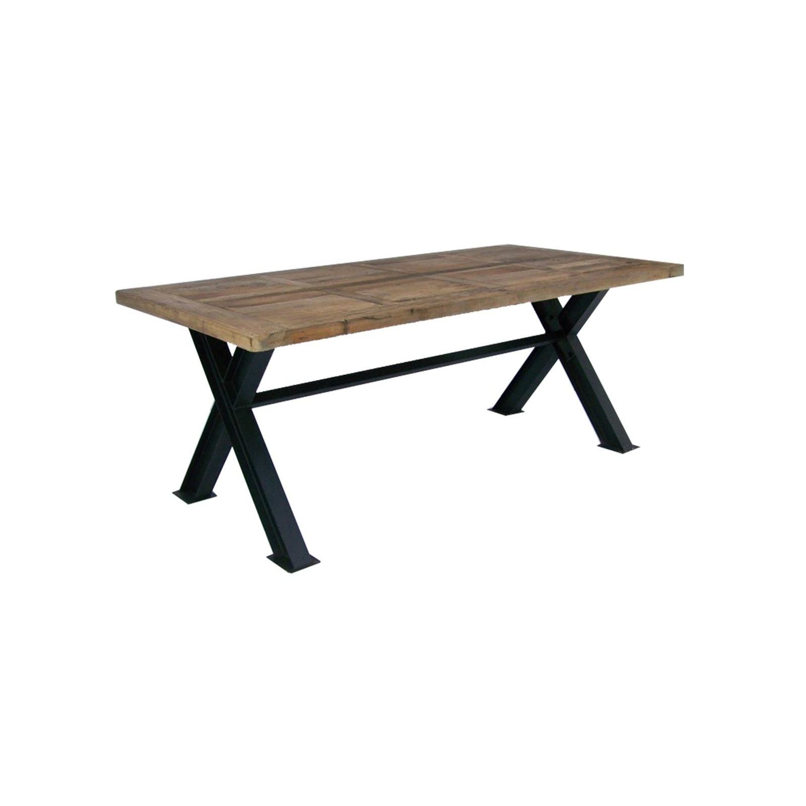 table de repas jp2b d coration. Black Bedroom Furniture Sets. Home Design Ideas