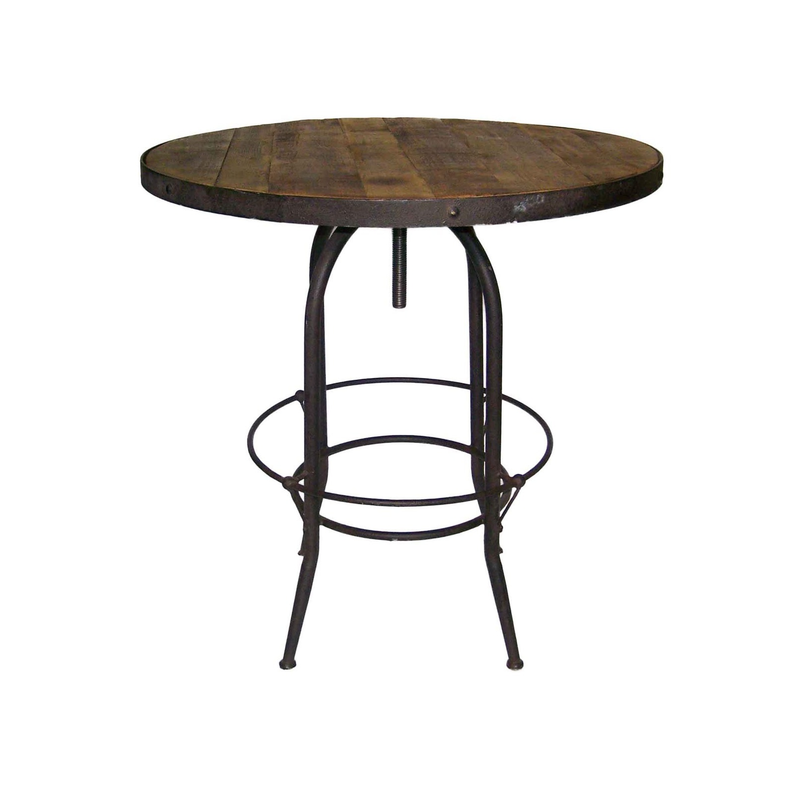 Table haute de bar jp2b d coration for Table haute 50x50