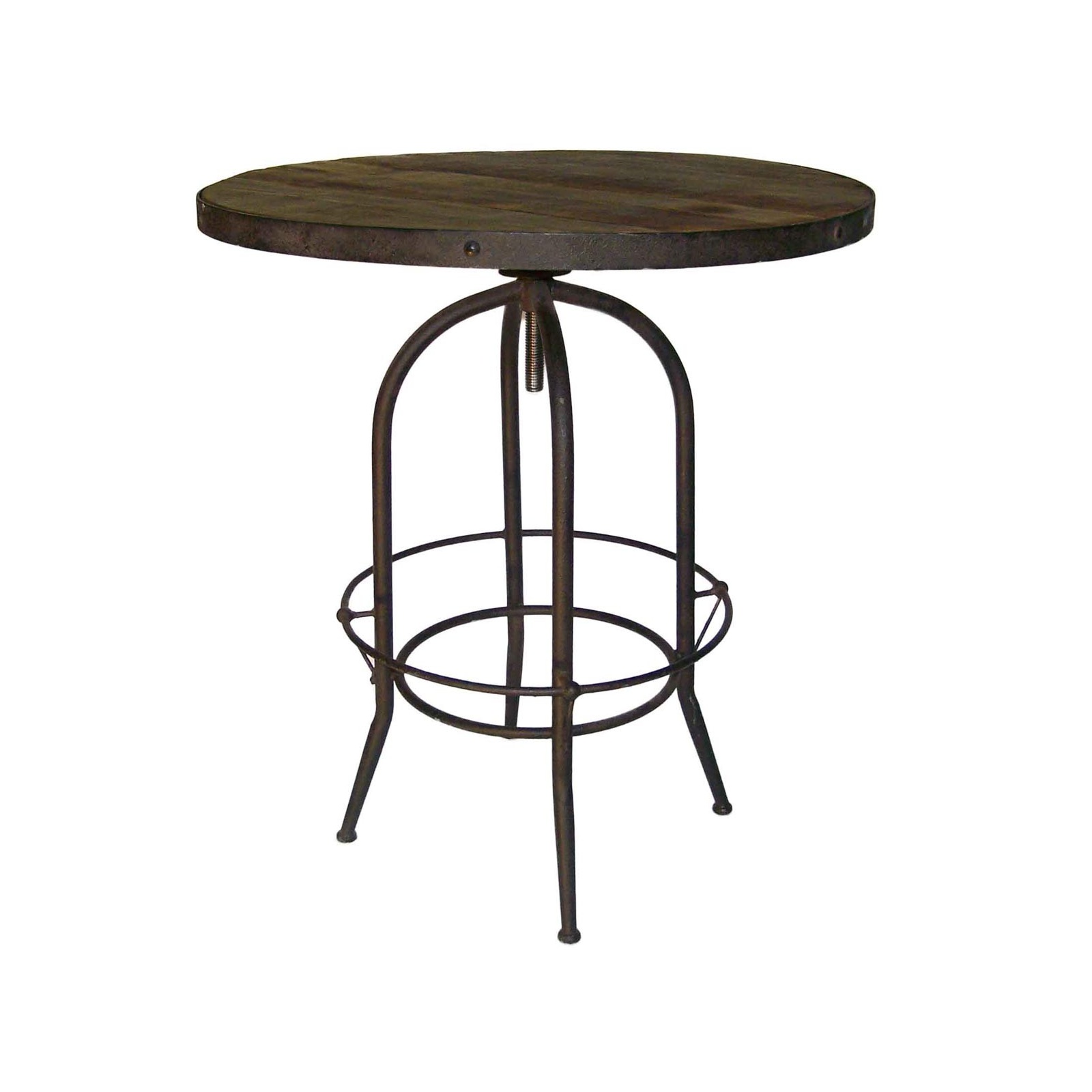 Table haute de bar jp2b d coration for Table haute industrielle