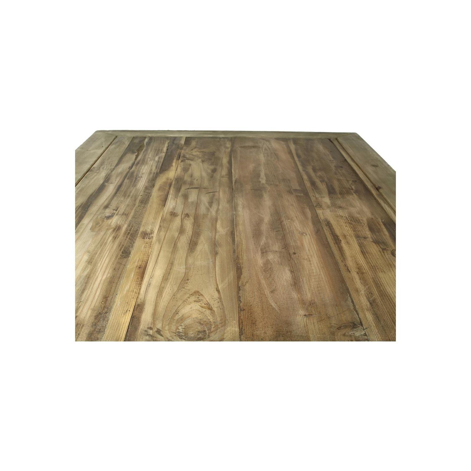 Mini table basse indus jp2b d coration Decoration table basse