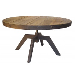 Table basse ronde II