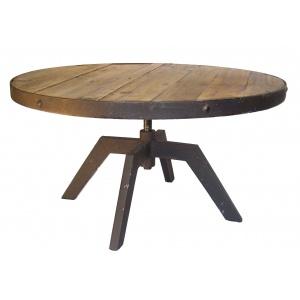 Table basse ronde II