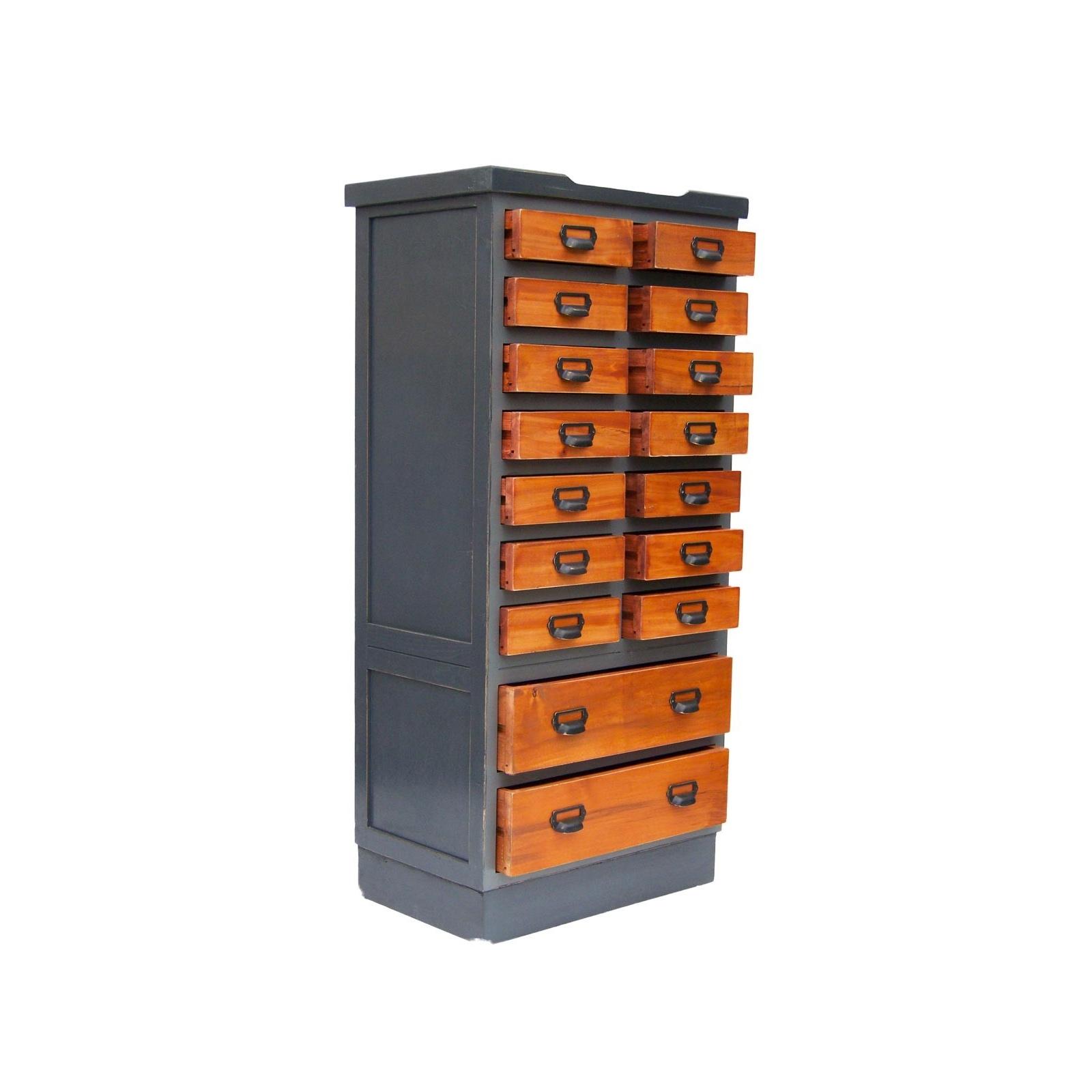 Meuble tiroirs jp2b d coration for Meuble 2 tiroirs woodstock