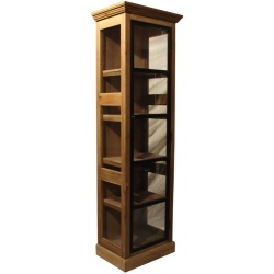 Showcase jp2b d coration for Armoire une porte ikea