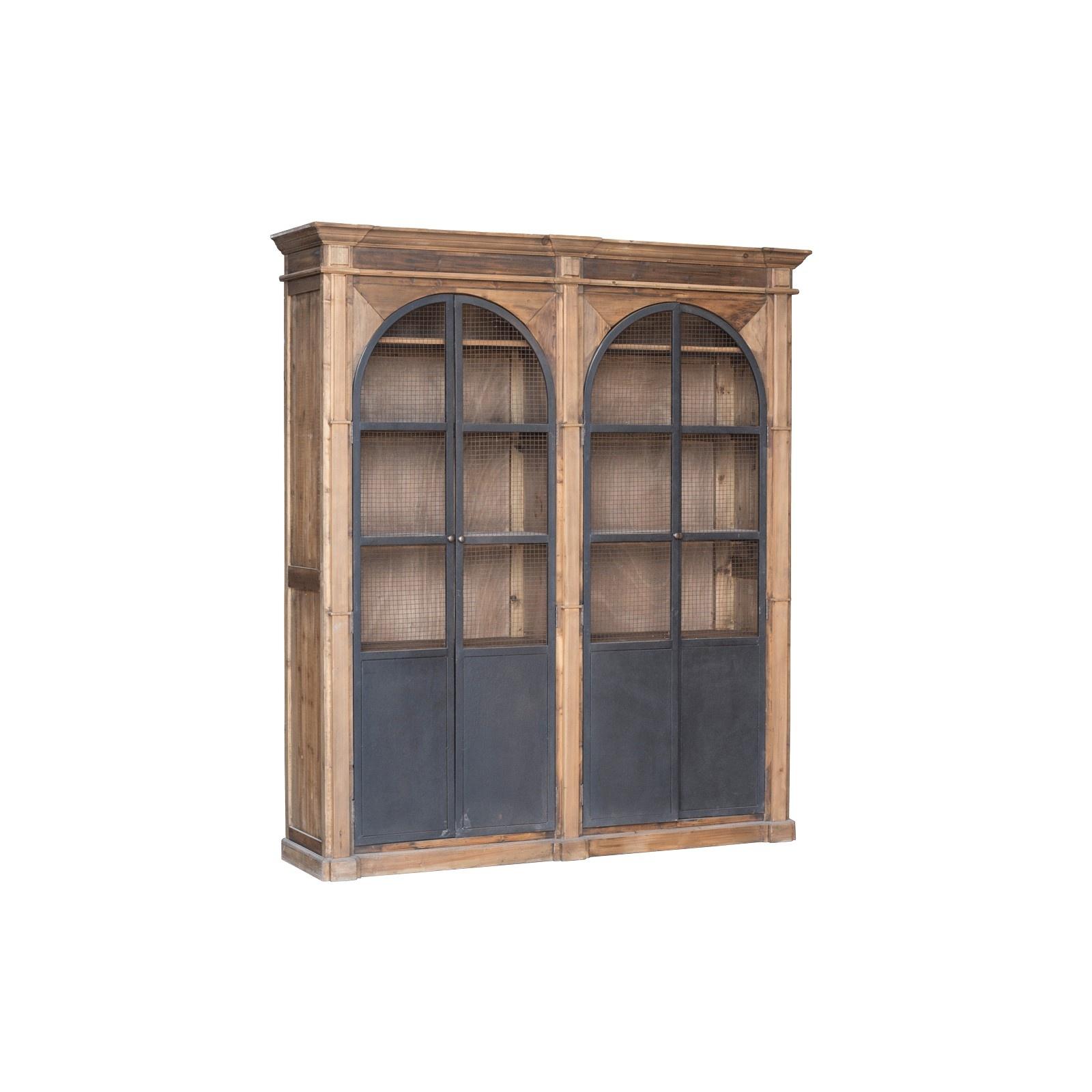 biblioth que industrielle jp2b d coration. Black Bedroom Furniture Sets. Home Design Ideas