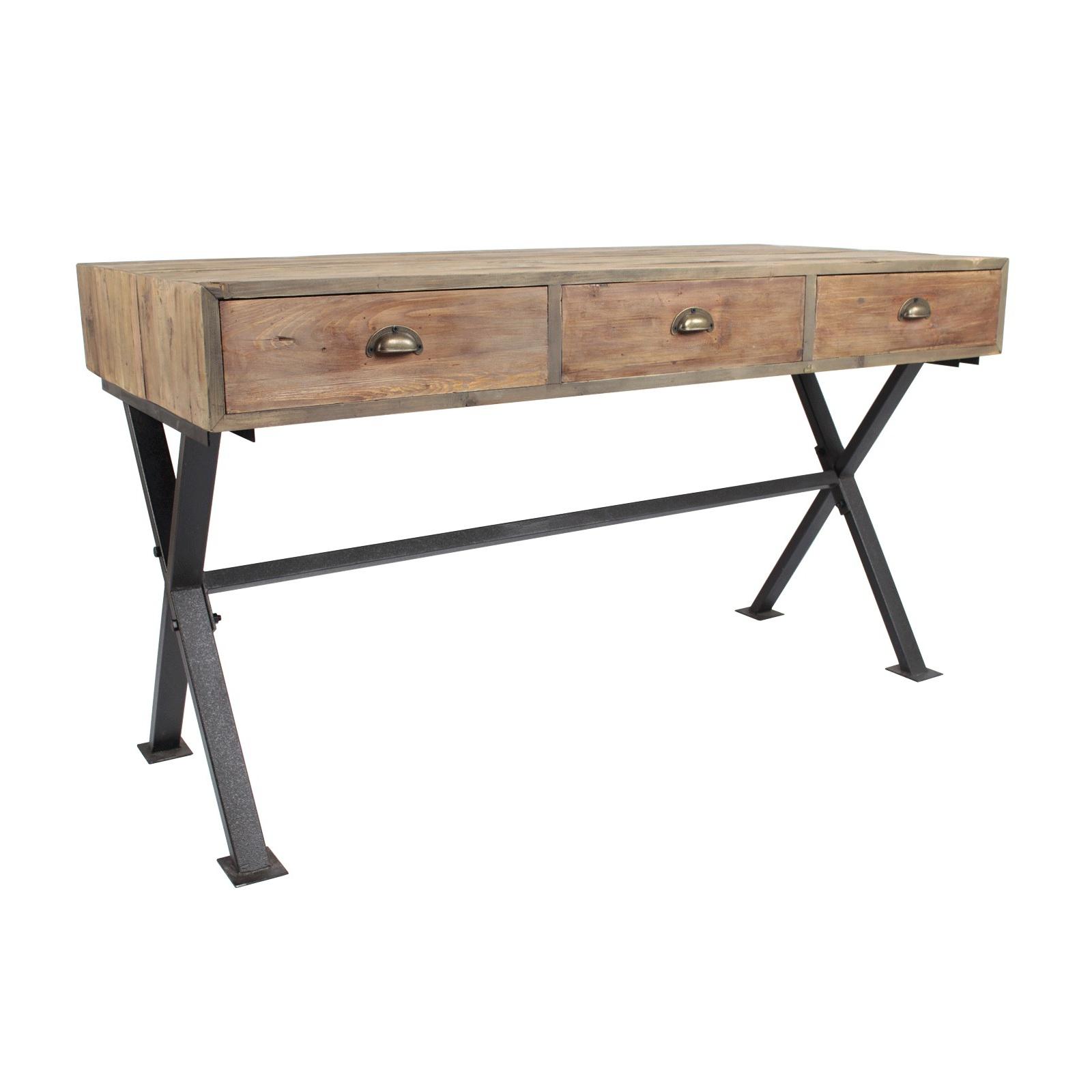bureau industriel jp2b d coration. Black Bedroom Furniture Sets. Home Design Ideas