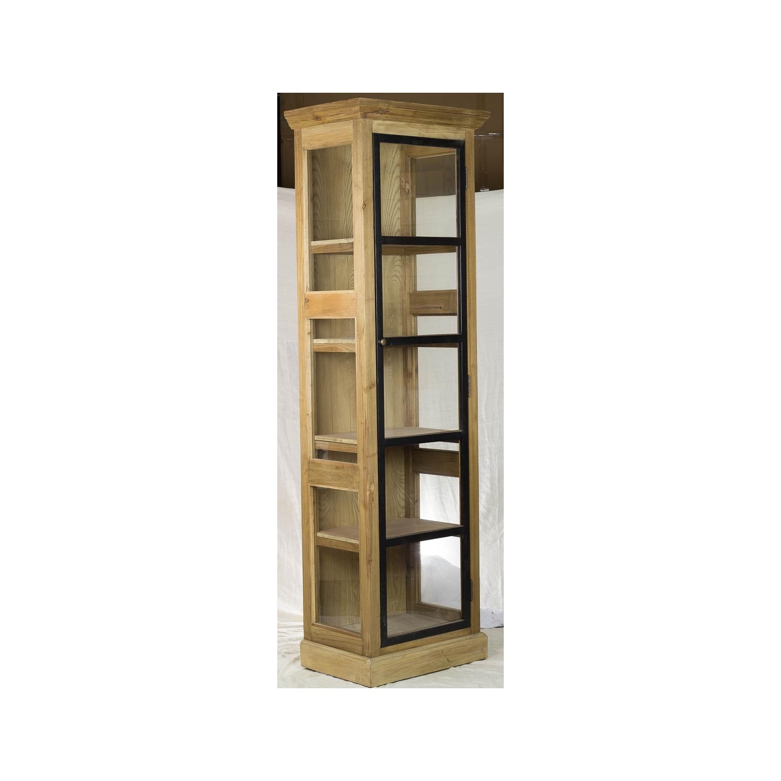 armoire une porte industrielle jp2b d coration. Black Bedroom Furniture Sets. Home Design Ideas