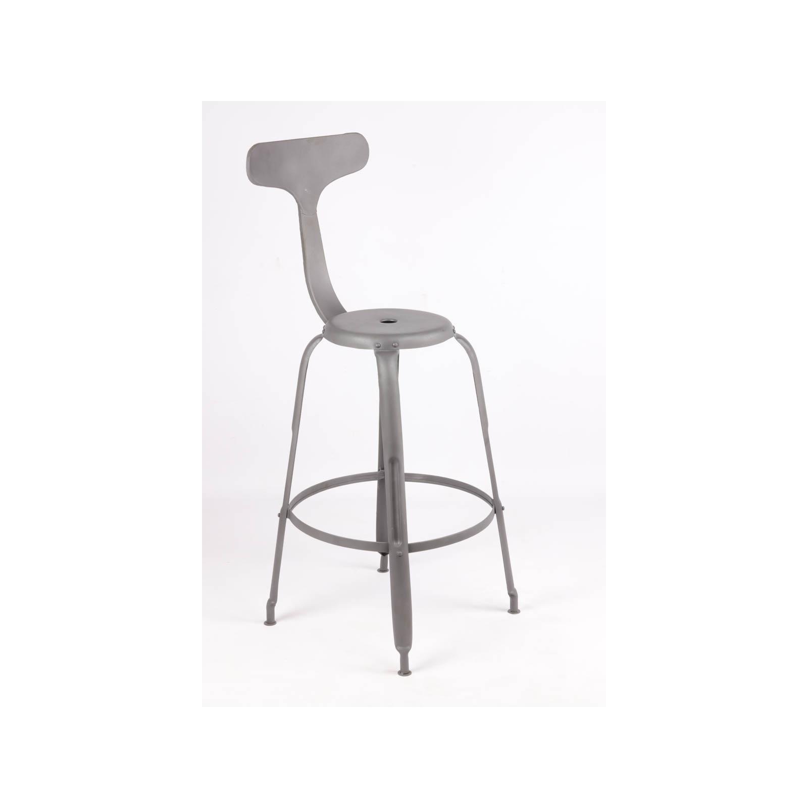 tabouret industriel jp2b d coration. Black Bedroom Furniture Sets. Home Design Ideas