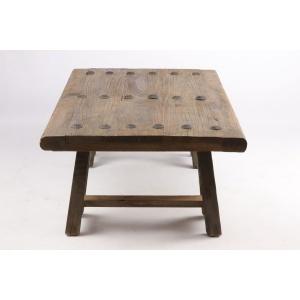 Table à caffé Trétaux