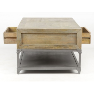 Petite Table basse industrielle