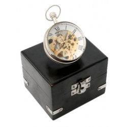Thru clock