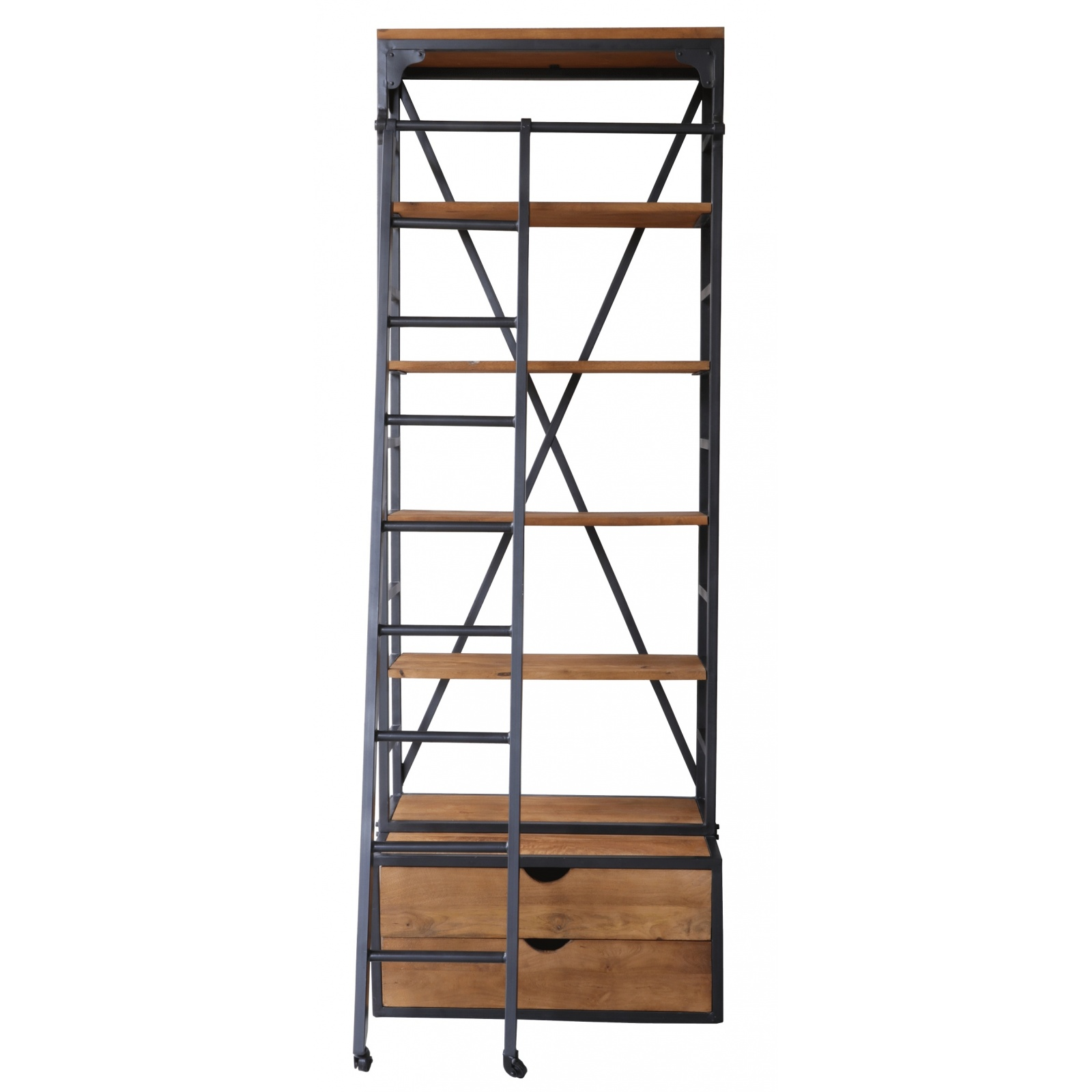 etagere industrielle chelles. Black Bedroom Furniture Sets. Home Design Ideas