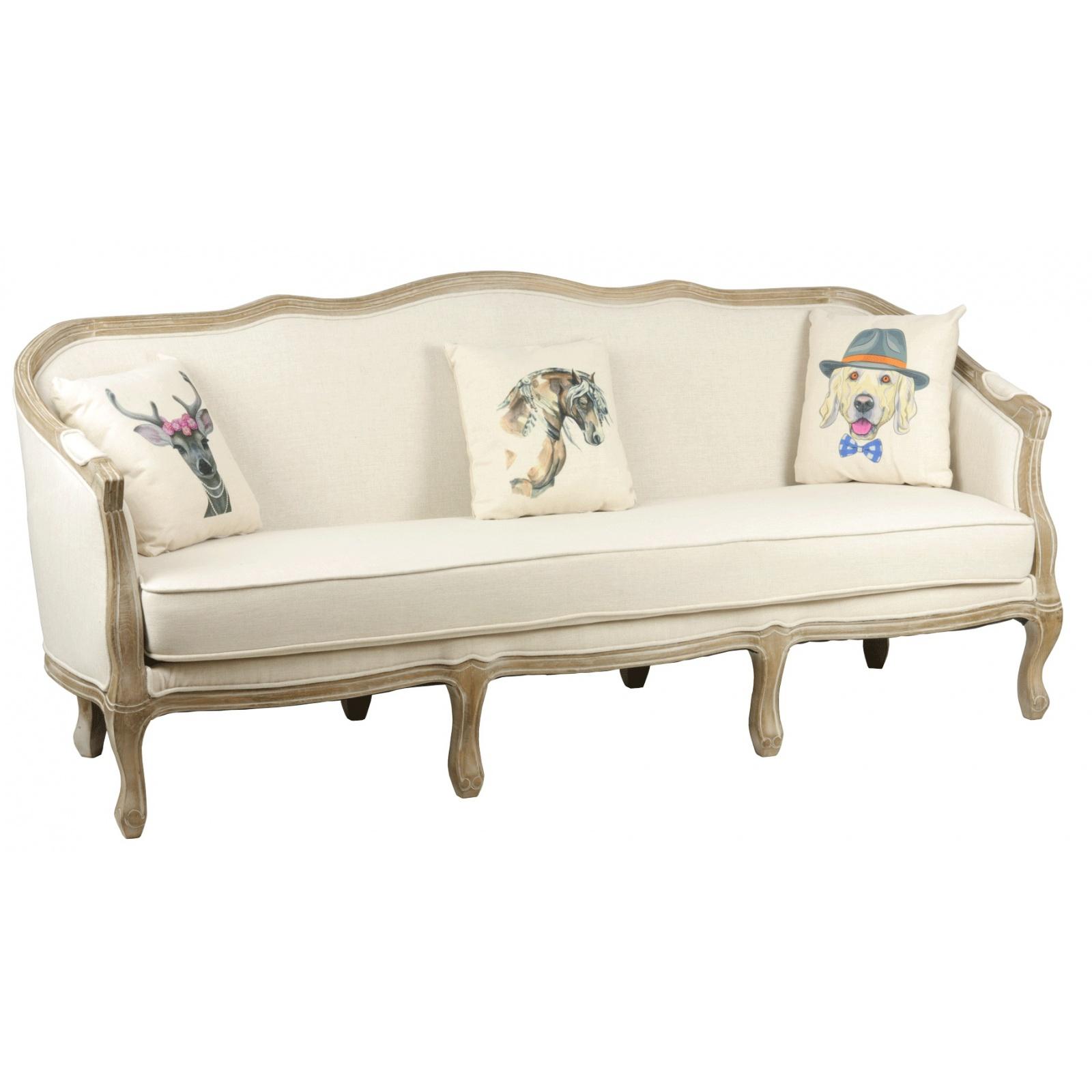 canap style louis xv jp2b d coration. Black Bedroom Furniture Sets. Home Design Ideas