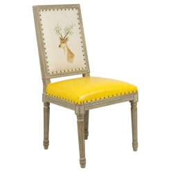 Chaise de table Biche