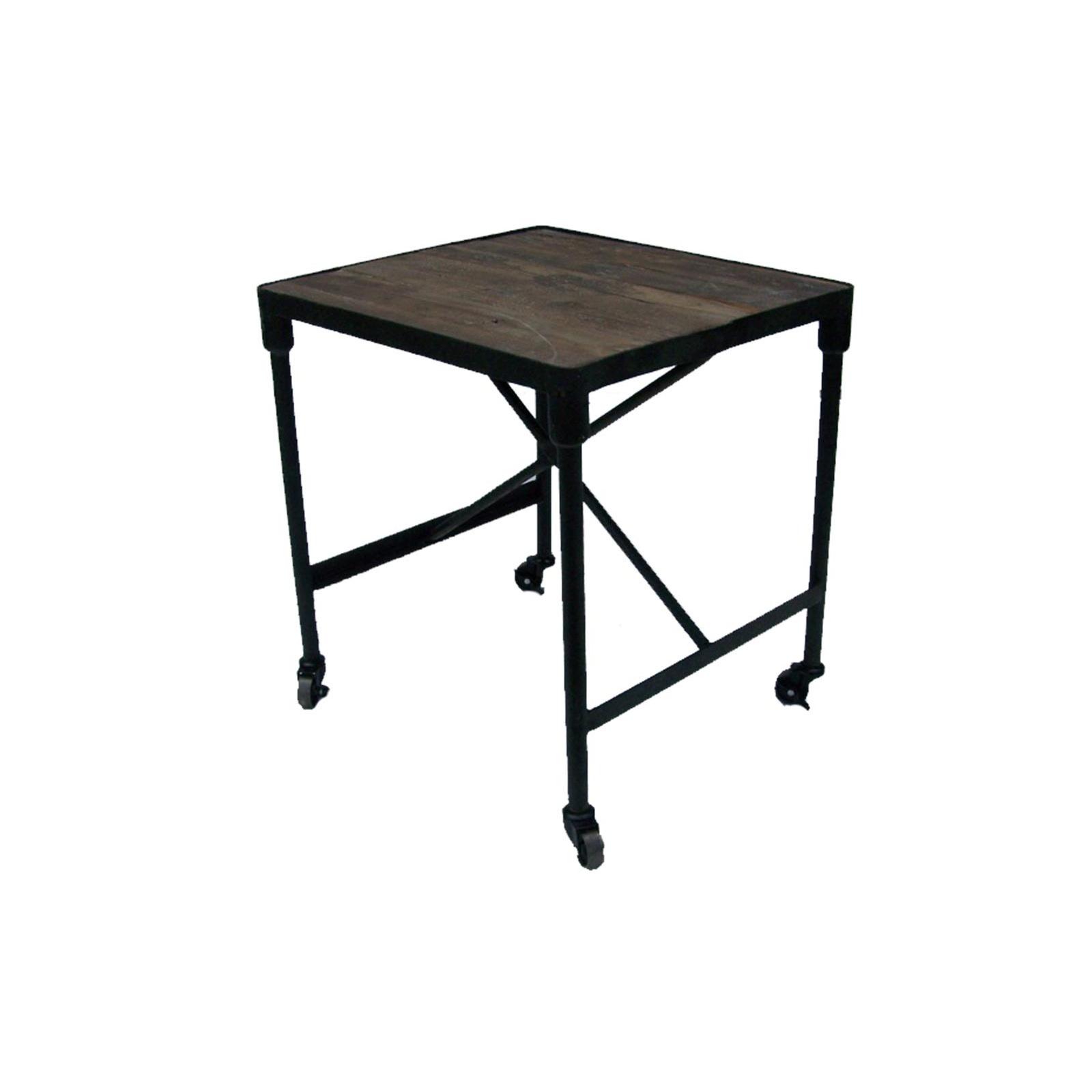 bout de canap industriel jp2b d coration. Black Bedroom Furniture Sets. Home Design Ideas