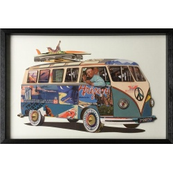 Board van