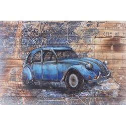 tableau  voiture ancienne 2