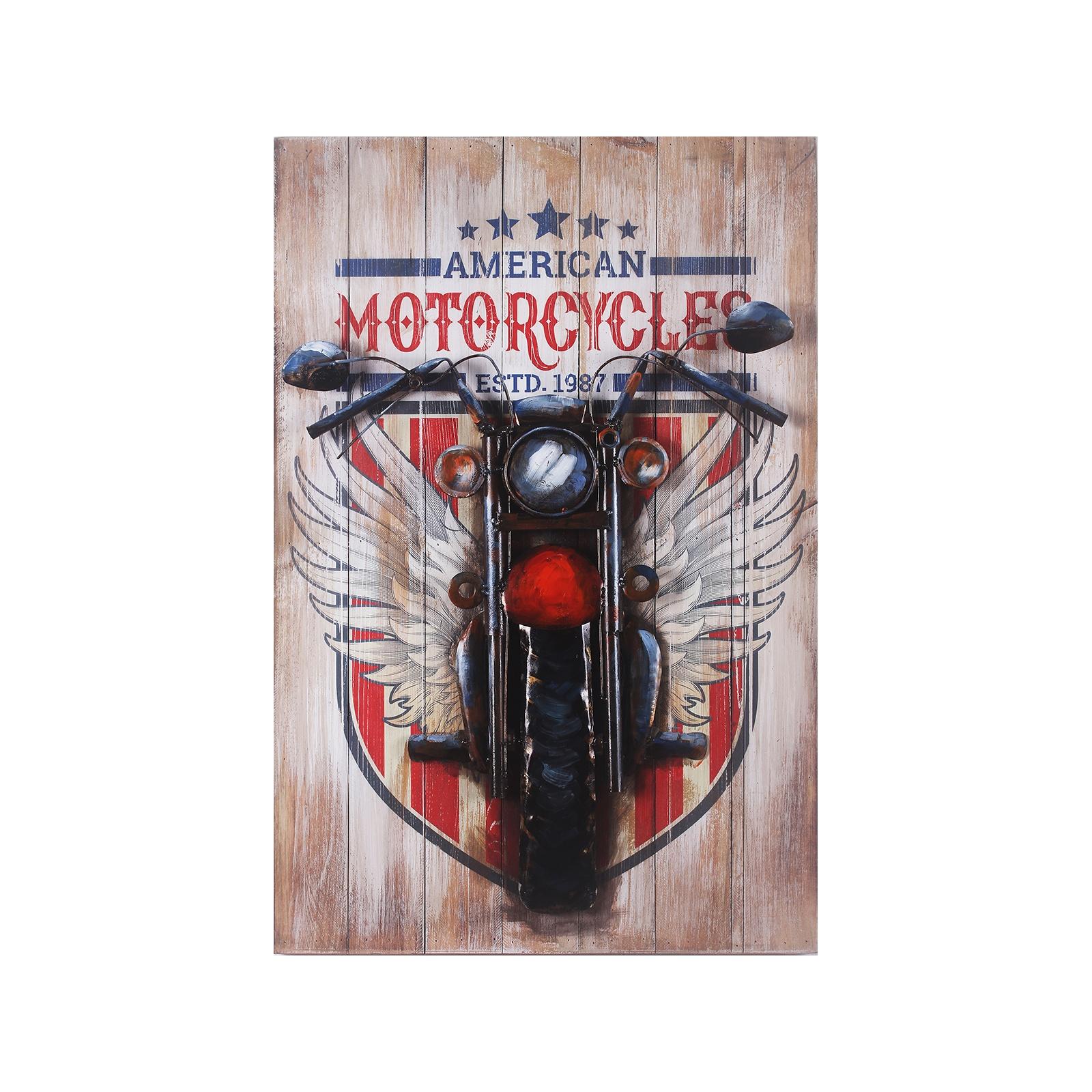 Tableau American Motorcycle