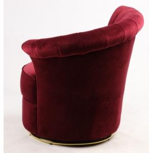 Fauteuils Rouge
