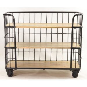 Console cage