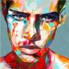 Portrait pop Homme