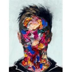 Portrait modern homme