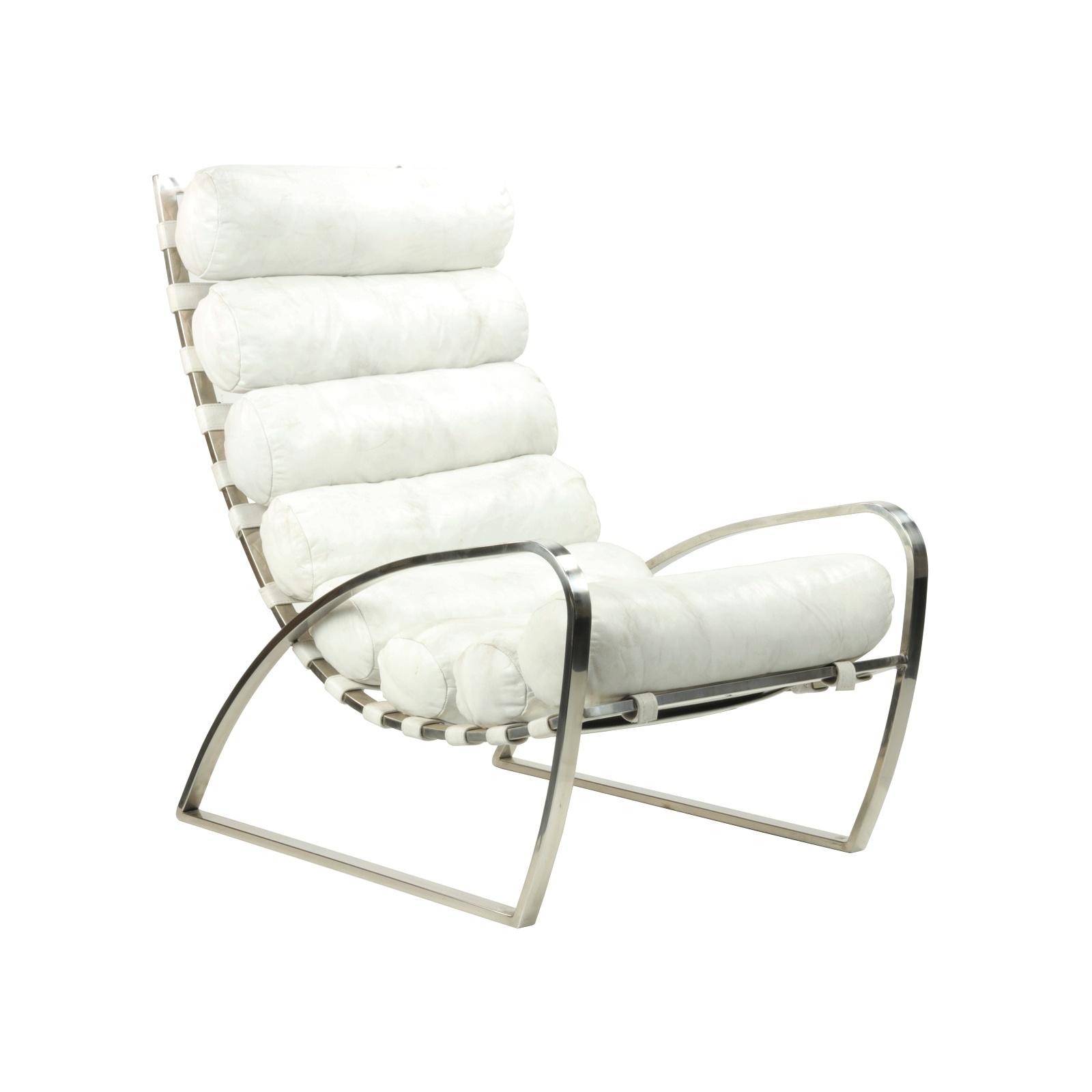 Sin Chair Bianco