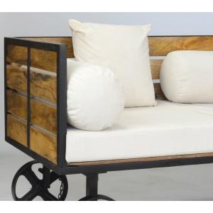 Sofa Industriel