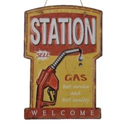 Station Gas