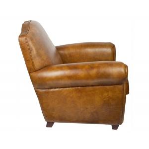fauteuil club moustache mc119. Black Bedroom Furniture Sets. Home Design Ideas