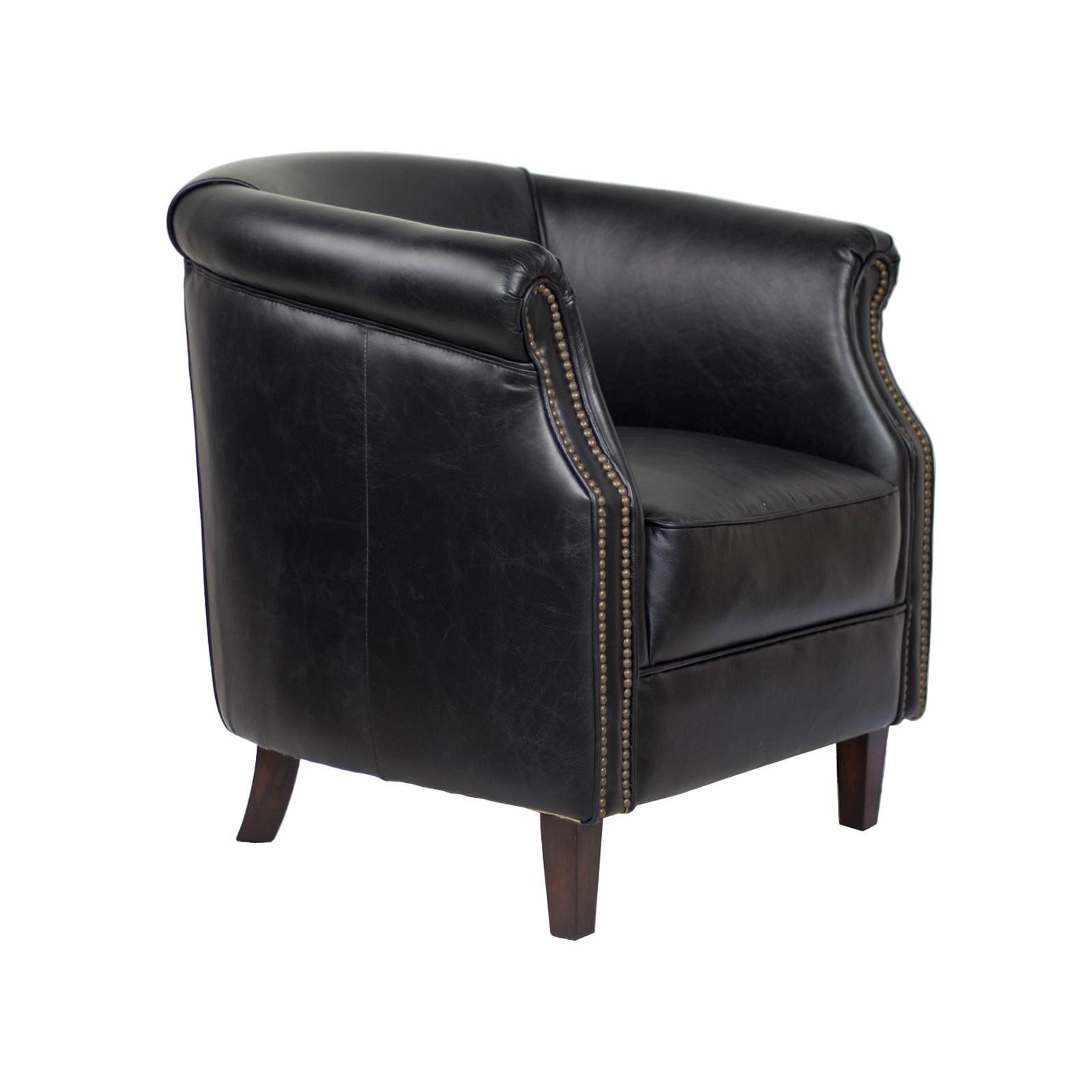 Fauteuil l oxford black jp2b d coration for Table exterieur oxford